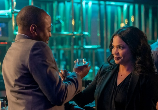 fatal affair review - omar epps and nia long