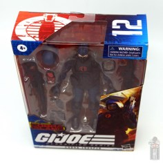 gi joe classified cobra trooper figure review - package top