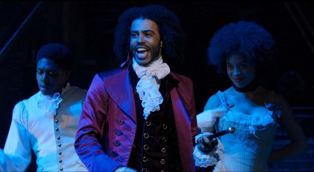 hamilton review - daveed diggs as thomas jefferson
