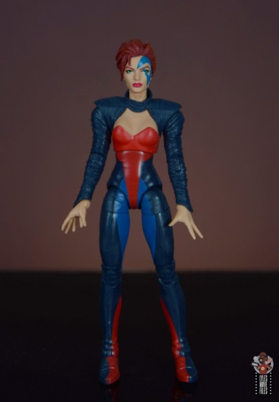 marvel legends age of apocalypse jean grey figure review - front
