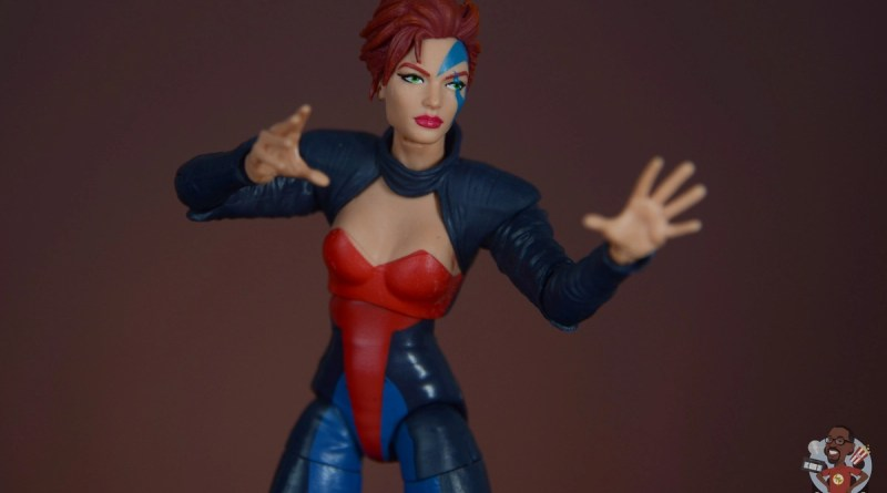 marvel legends age of apocalypse jean grey figure review - main pic