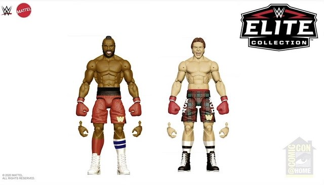sdcc 2020 wwe - mr. t vs rowdy roddy piper