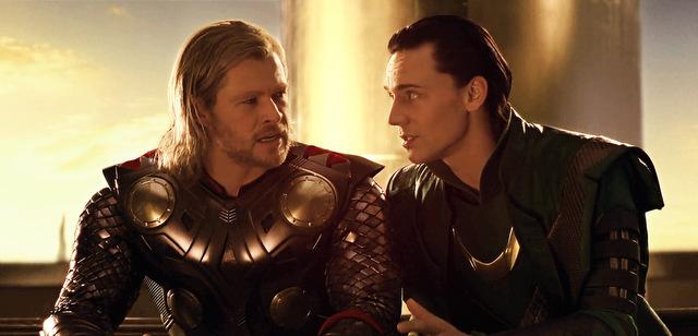thor - thor and loki