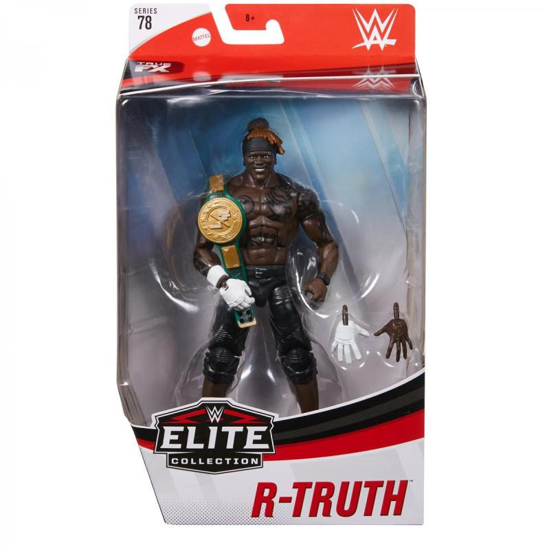 wwe elite 78 - r-truth - front package