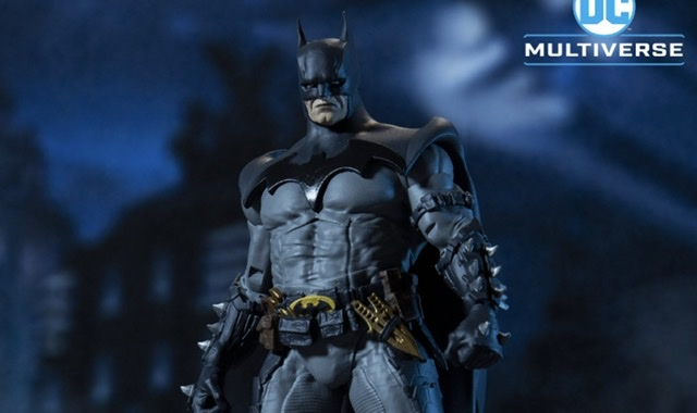 Todd McFarlane designed Batman main