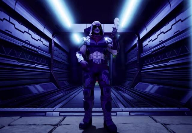 G.I. Joe Operation Blackout - zartan