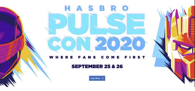 Hasbro Pulse pulsecon