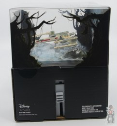 Hot Wheels The Empire Strikes Back X-Wing Dagobah swamp review - package left side