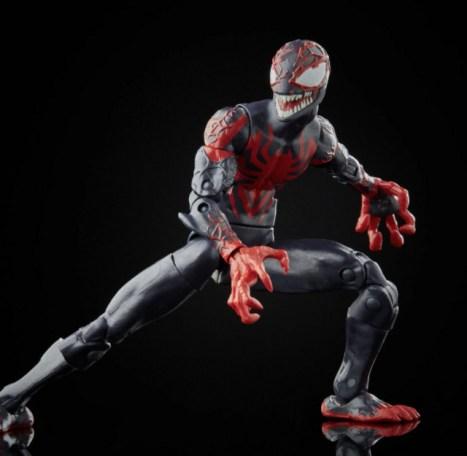 Marvel Legends Series Venom Miles Morales – crouching