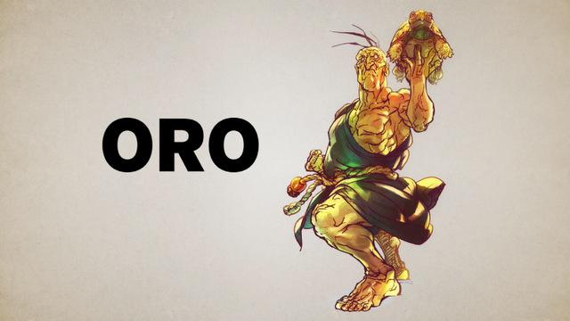 Oro_SFVSU