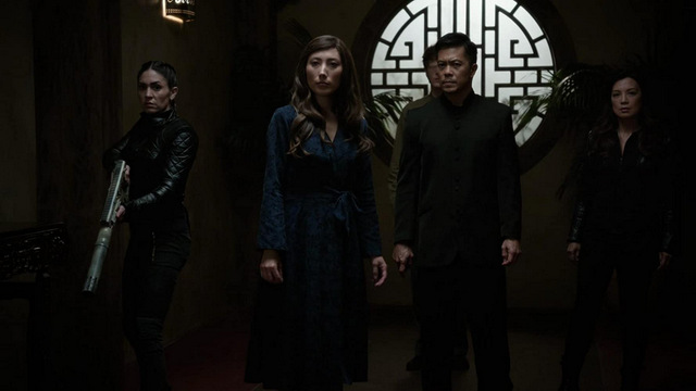 agents of shield after, before review - elena, jiaying, li and may