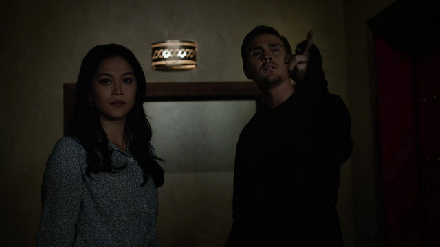 agents of shield after, before review - kora and nathaniel