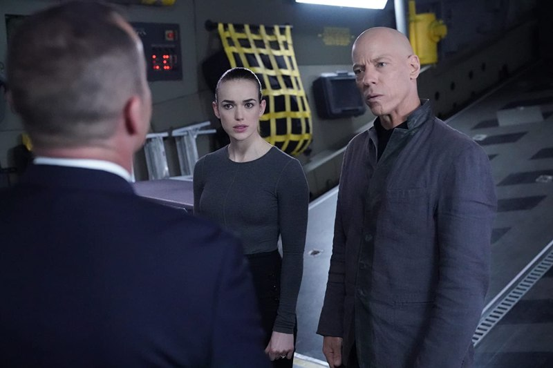 agents of shield - as i have always been review - coulson, jemma and enoch