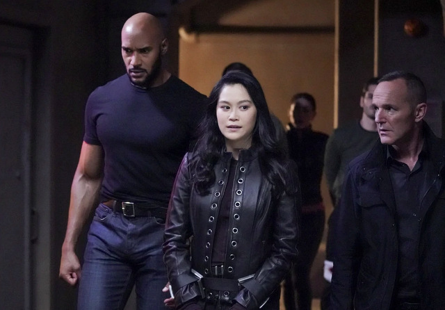agents of shield brand new day review - mack, kora and coulson