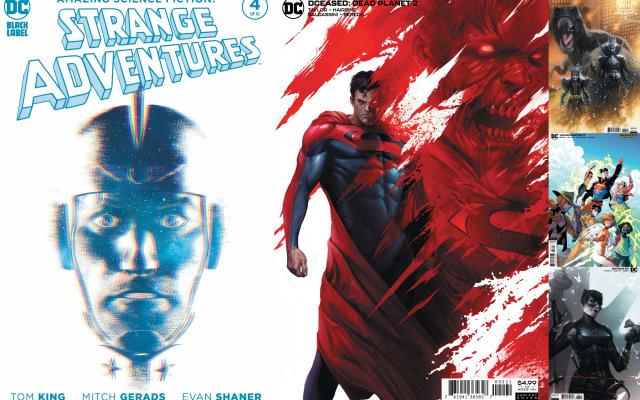 dc comics reviews 8-4-20