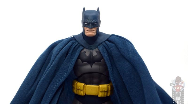 mafex hush batman figure review - main pic