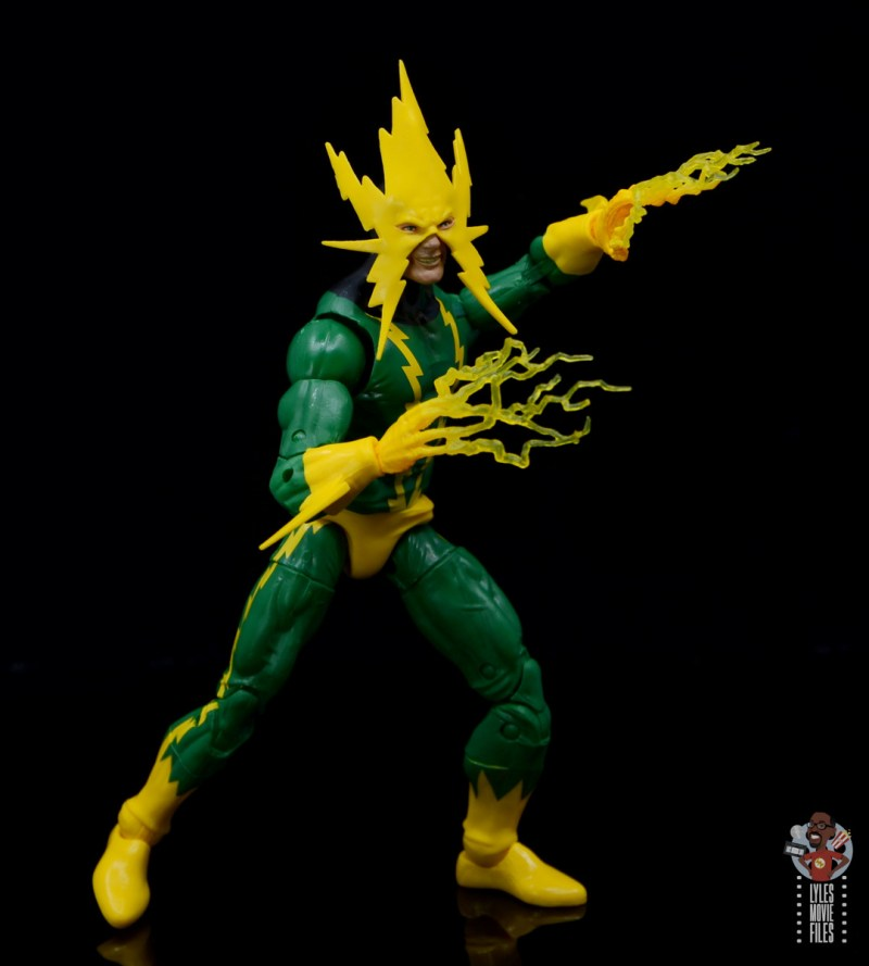 marvel legends electro figure review -ready for battle