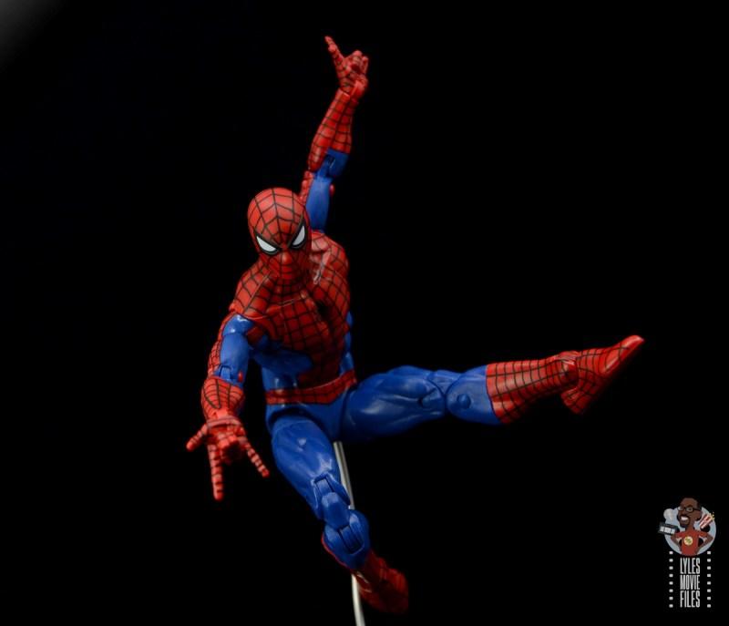 marvel-legends-retro-spider-man-figure-review-web-slinging