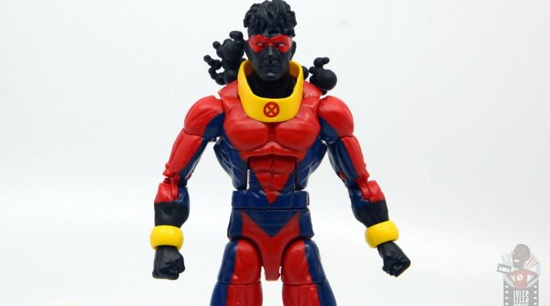 marvel legends sunspot figure review - main pic