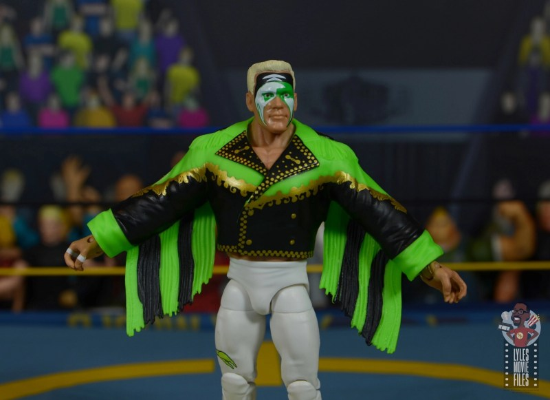 wwe elite 62 sting figure review - jacket front