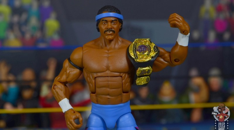 wwe elite hall of champions ron simmons figure review - main pic