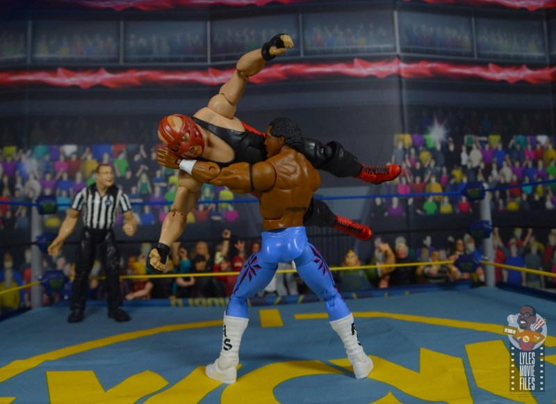 wwe elite hall of champions ron simmons figure review - powerslam to vader