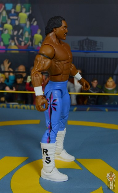 wwe elite hall of champions ron simmons figure review - right side