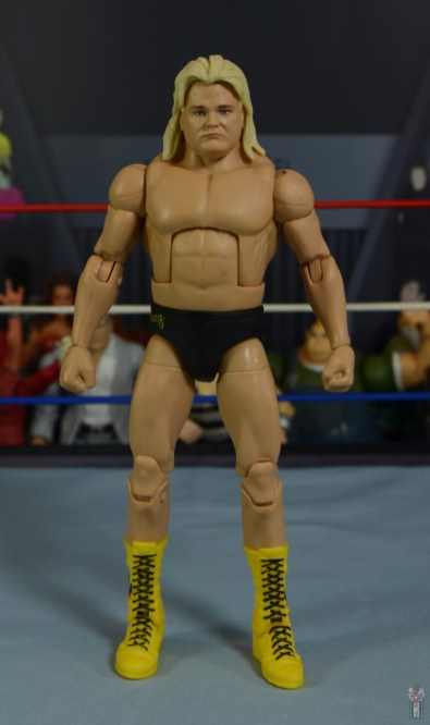 wwe legends 7 greg the hammer valentine figure review - front
