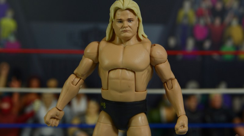 wwe legends 7 greg the hammer valentine figure review -main pic