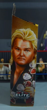 wwe legends 7 greg the hammer valentine figure review - package side