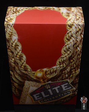 wwe sdcc elite mr. t figure review - package top and front