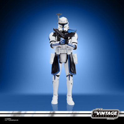 STAR WARS THE VINTAGE COLLECTION 3.75-INCH CAPTAIN REX Figure - oop (1)