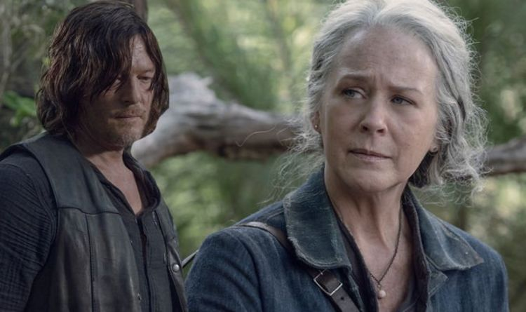 ep. 158 - daryl and carol walking dead