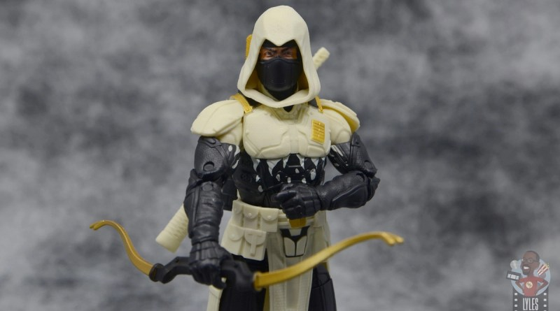 g.i. joe classified series arctic storm shadow figure review - main pic