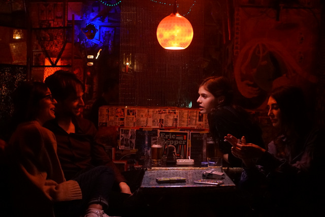 lost girls and love hotels review -kate easton, andrew rothney, alexandra daddario and carice van houten