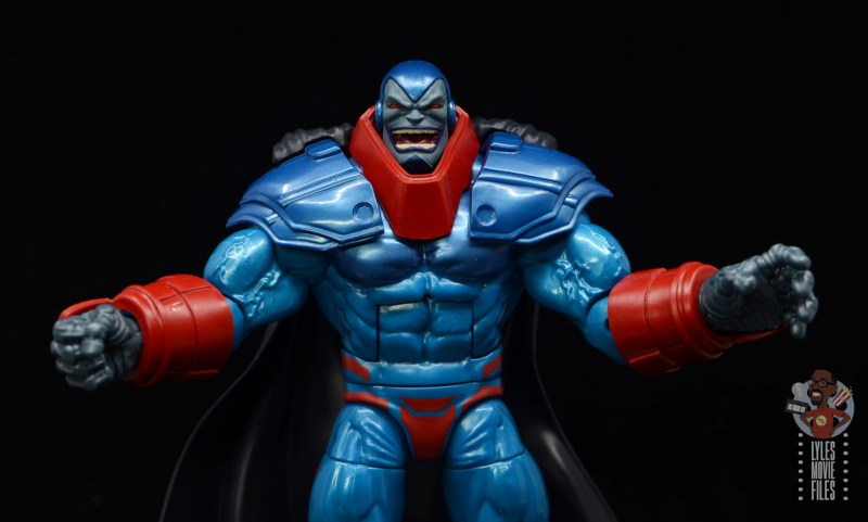 marvel legends apocaylpse - apocalypse figure review -main pic