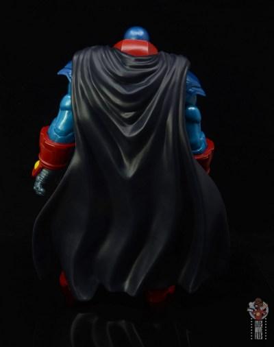 marvel legends apocaylpse - apocalypse figure review -rear