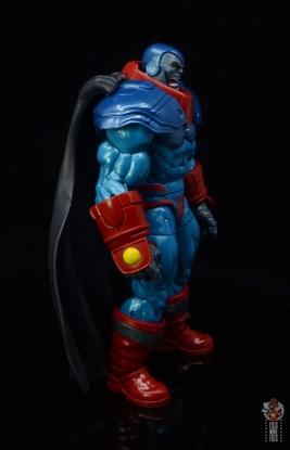 marvel legends apocaylpse - apocalypse figure review -right side