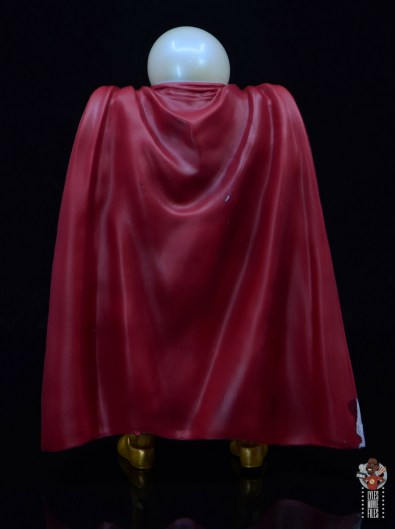 marvel legends retro mysterio figure review - rear