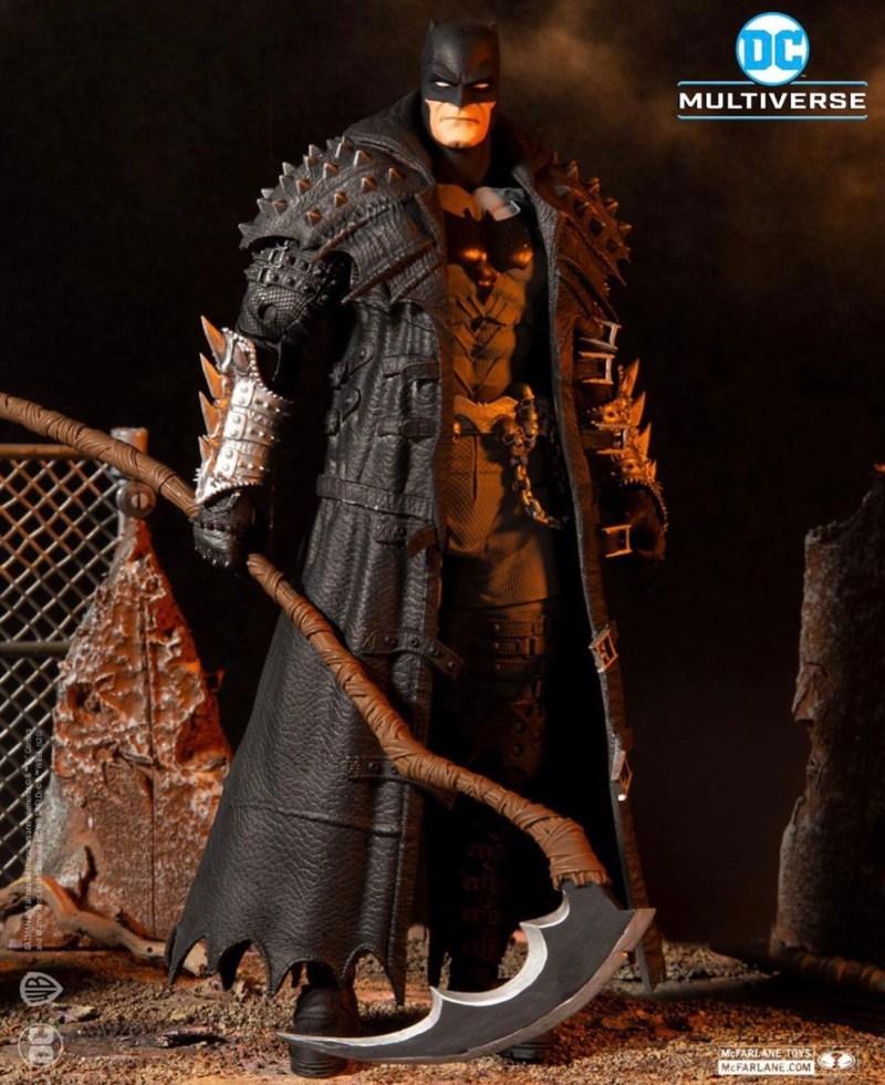 mcfarlane toys dc multiverse dark nights metal batman