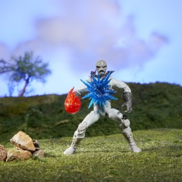 power rangers lighting collection z putty figure - with all accessories