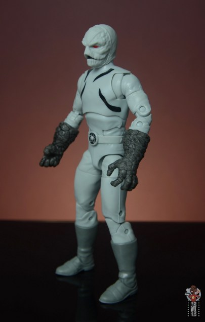 power rangers lightning collection putty patrols figure review - left side