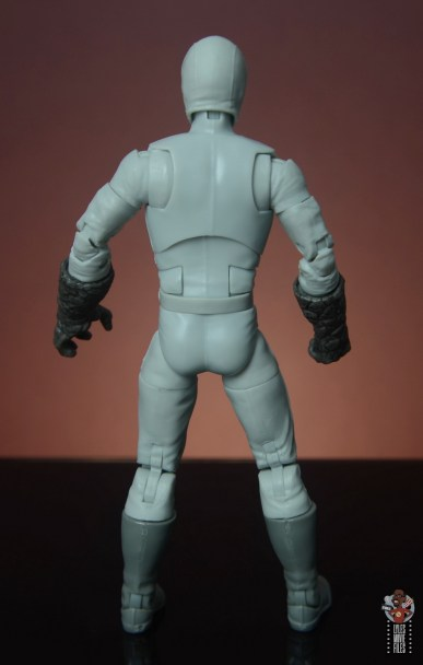 power rangers lightning collection putty patrols figure review - rear