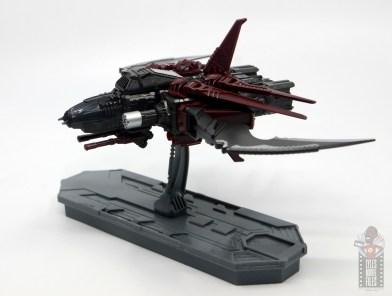 snap ships klaw interceptor review - left side
