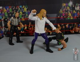 wwe elite brood christian figure review - beating down x-pac