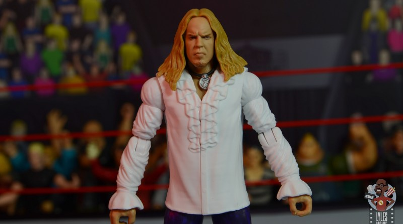 wwe elite brood christian figure review - wide pic