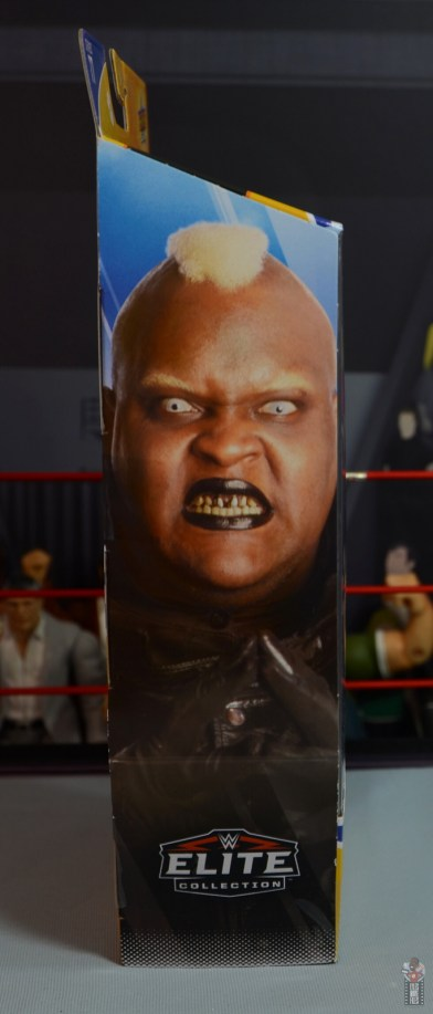 wwe elite series 77 viscera figure review - package right side