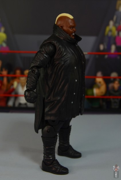 wwe elite series 77 viscera figure review - right side