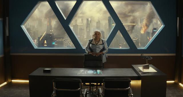 2067 movie review - deborah mailman