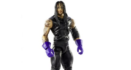 WWE Mattel WWE legends The Undertaker - wide